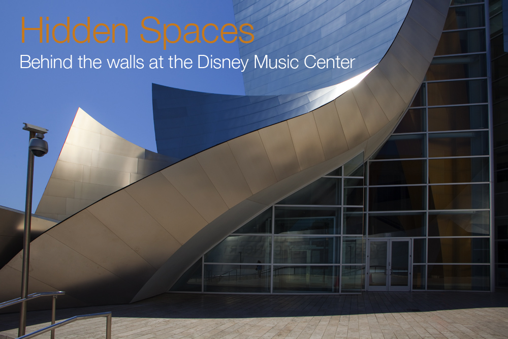 Disney Concert Hall Entry